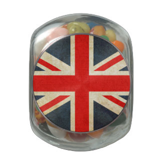 United Kingdom Glass Jars