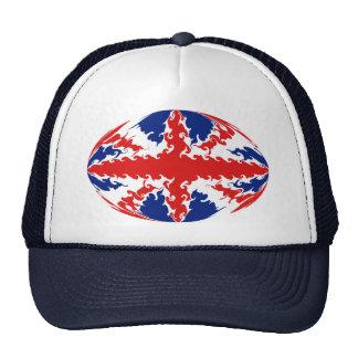 United Kingdom Gnarly Flag Hat