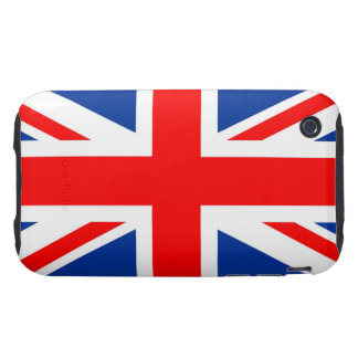 united kingdom great britain country flag  case tough iPhone 3 cases