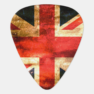 United Kingdom Guitar Pick