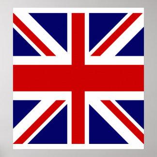 United Kingdom High quality Flag Print