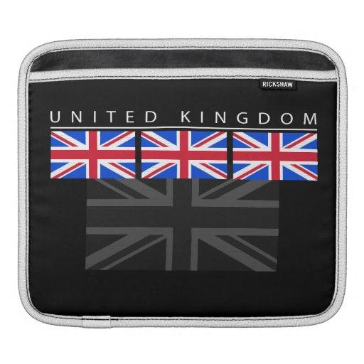 United Kingdom iPad Sleeve