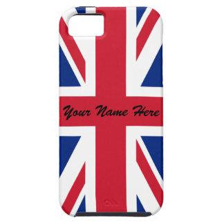 united kingdom iPhone SE/5/5s case