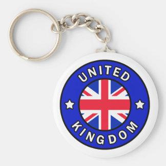 United Kingdom keychain