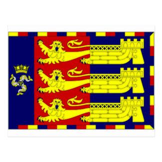 United Kingdom Lord Warden of the Cinque Ports Postcard