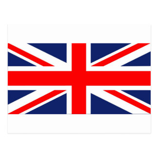 United Kingdom Merch Postcard