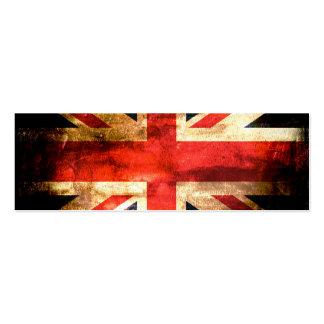 United Kingdom Mini Business Card