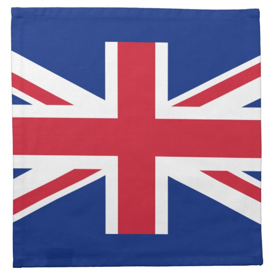 united kingdom napkin