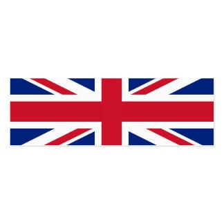 United Kingdom National Flag Business Cards