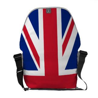 United Kingdom National Flag Courier Bag