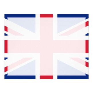 United Kingdom National Flag Letterhead