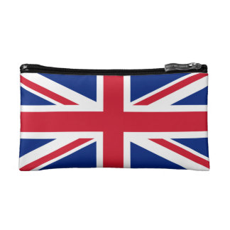 United Kingdom National Flag Makeup Bag