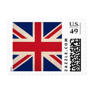 United Kingdom national flag Postage