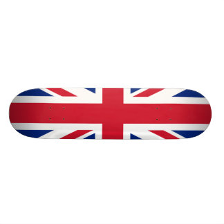 United Kingdom National Flag Skate Board Decks