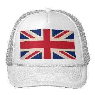United Kingdom national flag Trucker Hat