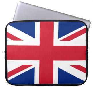 United Kingdom National World Flag Laptop Sleeve