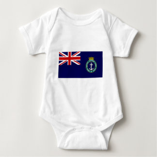 United Kingdom Naval Section Combined Cadet Force Baby Bodysuit