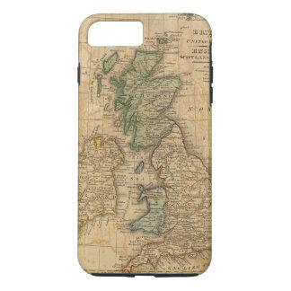 United Kingdom of England, Scotland and Ireland iPhone 7 Plus Case