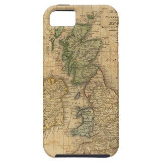 United Kingdom of England, Scotland and Ireland iPhone SE/5/5s Case