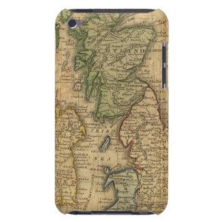 United Kingdom of England, Scotland and Ireland iPod Touch Case