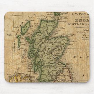 United Kingdom of England, Scotland and Ireland Mouse Pad