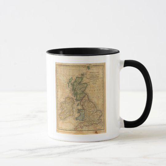 United Kingdom of England, Scotland and Ireland Mug