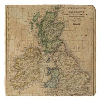 United Kingdom of England, Scotland and Ireland Trivet