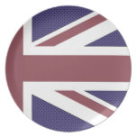 UNITED KINGDOM PARTY PLATE