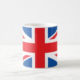 United Kingdom Plain Flag Coffee Mug