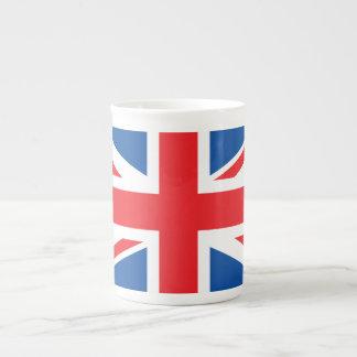 United Kingdom Plain Flag Tea Cup