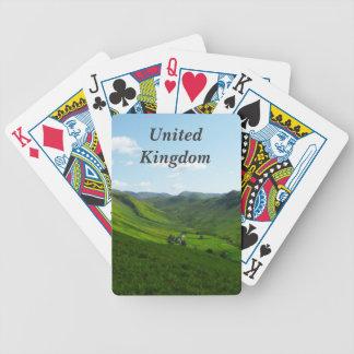 United Kingdom Bicycle Card Deck