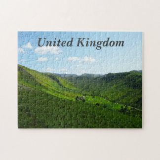 United Kingdom Jigsaw Puzzles