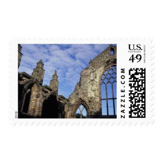 United Kingdom, Scotland, Edingurgh. Ruined Postage