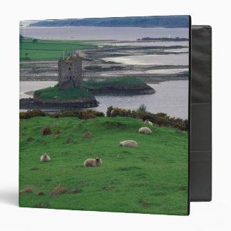 United Kingdom, Scotland, Isle of Skye, old 3 Ring Binder