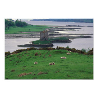 United Kingdom Scotland Isle of Skye old Photograph