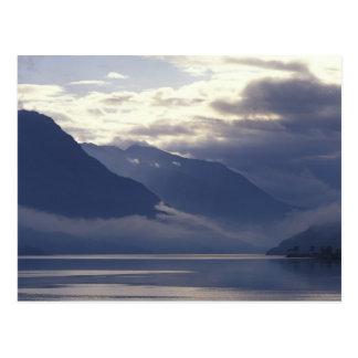 United Kingdom, Scotland. Loch Duich Postcard