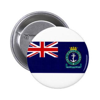 United Kingdom Sea Cadet Corps Flag Button