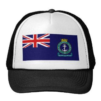 United Kingdom Sea Cadet Corps Flag Trucker Hat