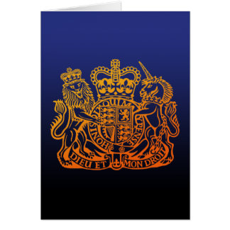 United Kingdom Seal Cards