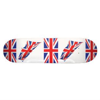United Kingdom Skateboard Deck
