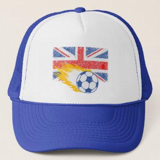 United Kingdom Soccer Hat