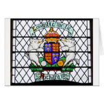 UNITED KINGDOM STAINED GLASS RICHARD III GREETING CARDS