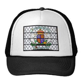 UNITED KINGDOM STAINED GLASS RICHARD III TRUCKER HAT