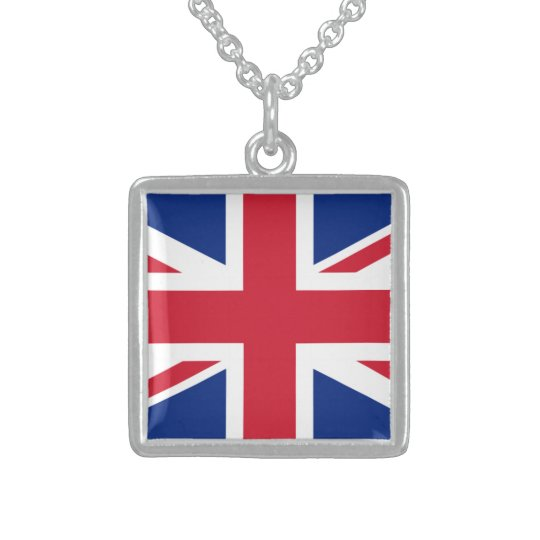 united kingdom sterling silver necklace