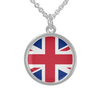 united kingdom sterling silver necklace