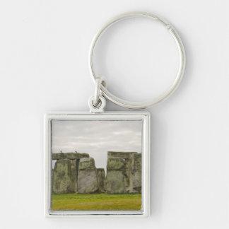 United Kingdom, Stonehenge 10 Keychain