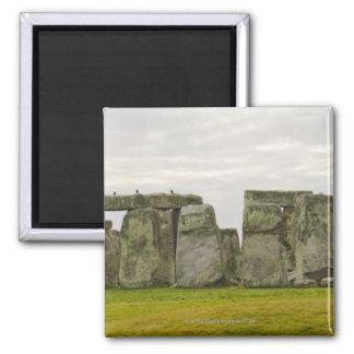 United Kingdom, Stonehenge 10 Refrigerator Magnet