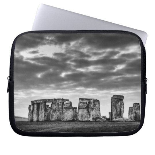 United Kingdom, Stonehenge 11 Computer Sleeve
