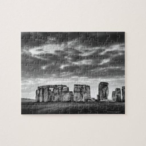 United Kingdom, Stonehenge 11 Jigsaw Puzzle