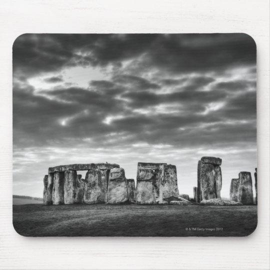 United Kingdom, Stonehenge 11 Mouse Pad